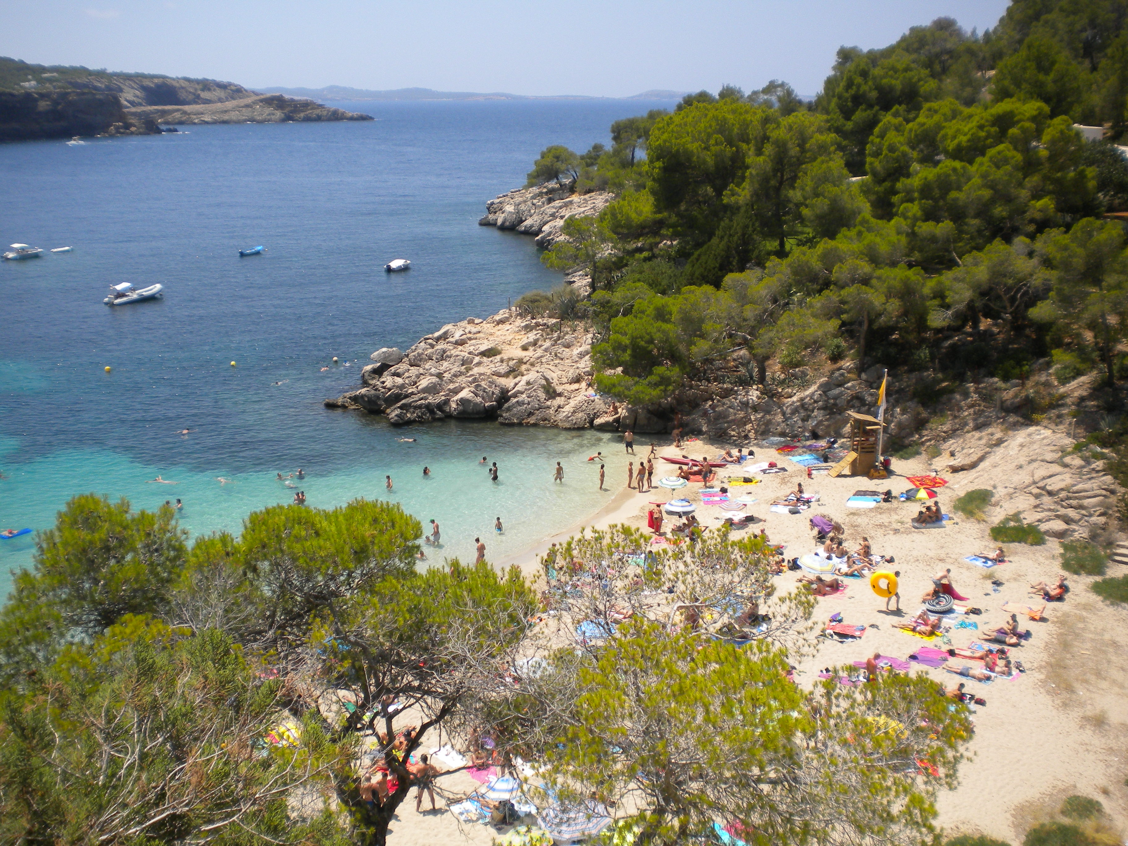 Plage d'Ibiza