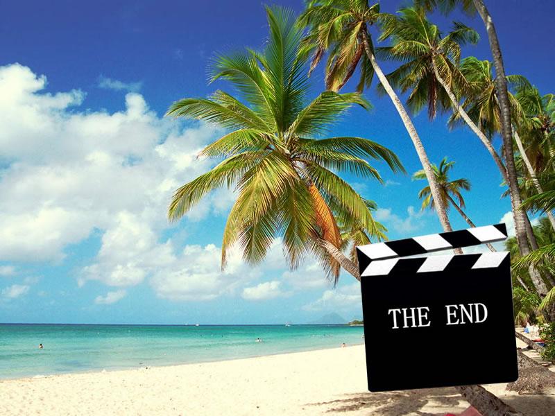 La fin des vacances