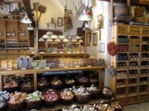 shopping à prague : le magasin botanicus
