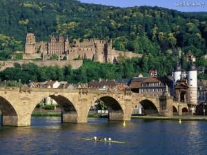 tourisme en allemagne heidelberg et son château
