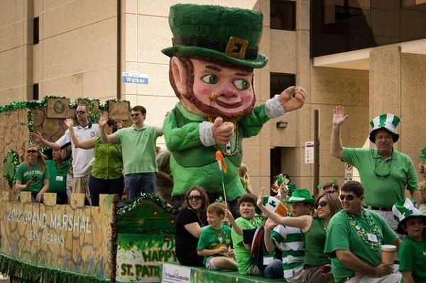 Saint Patrick en Irlande