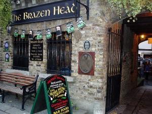 The Brazen Head, pub irlandais à Dublin