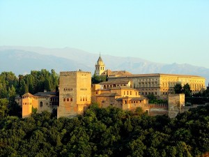 Palais d'Alhambra à Grenade