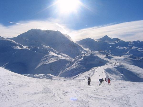 Séjour au ski Val Thorens