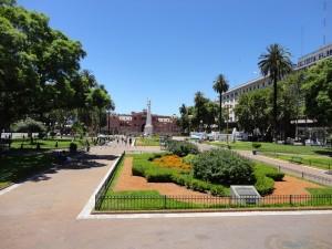 Place de Mai, Plaza de Mayo