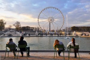 paris fête foraine jardin des tuileries