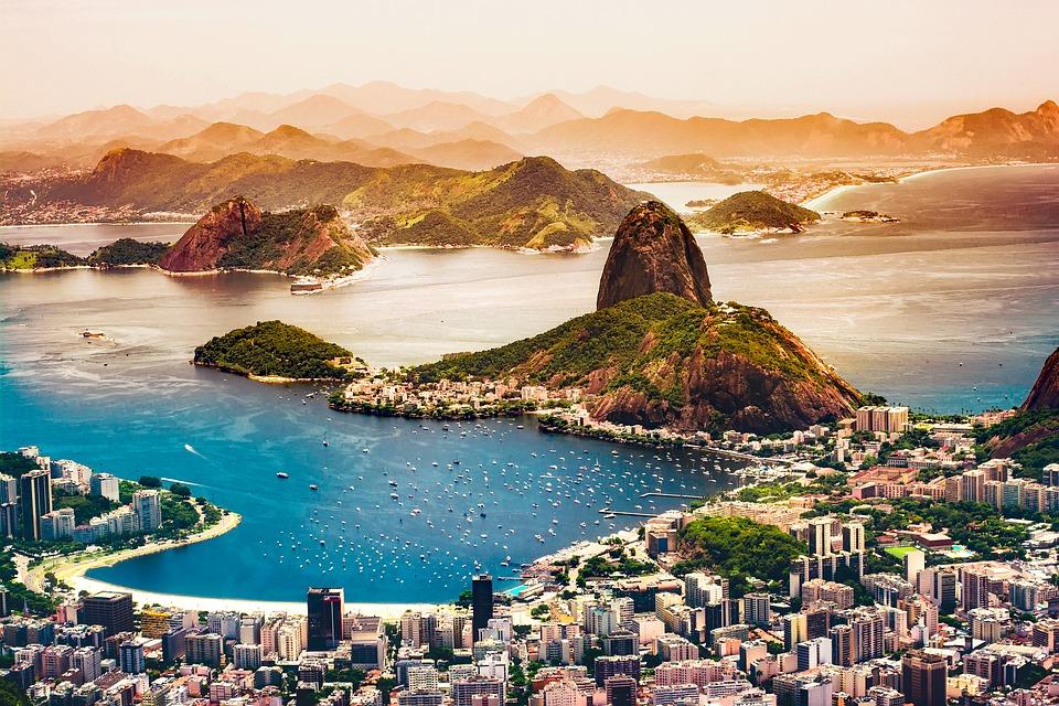 Brésil : découvrir rio de janeiro