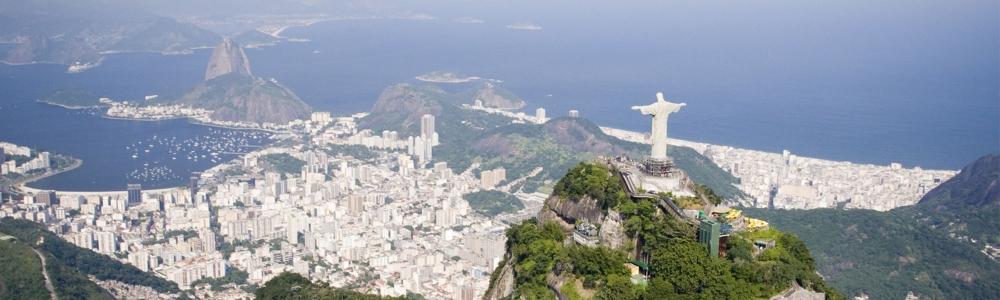 paysage du Brésil