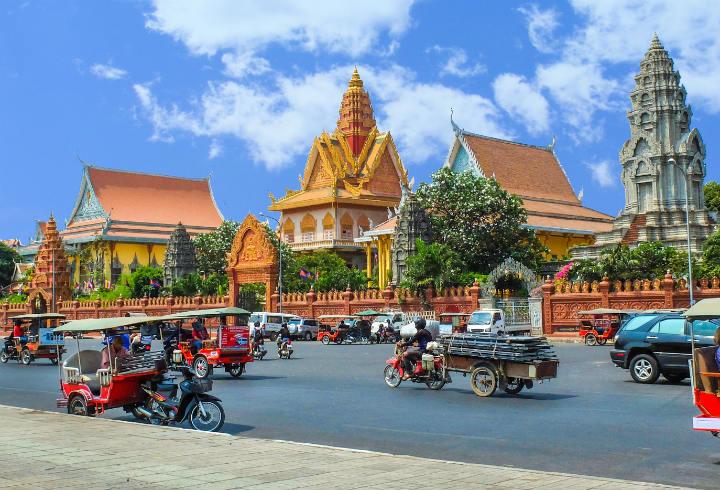 paysage cambodge