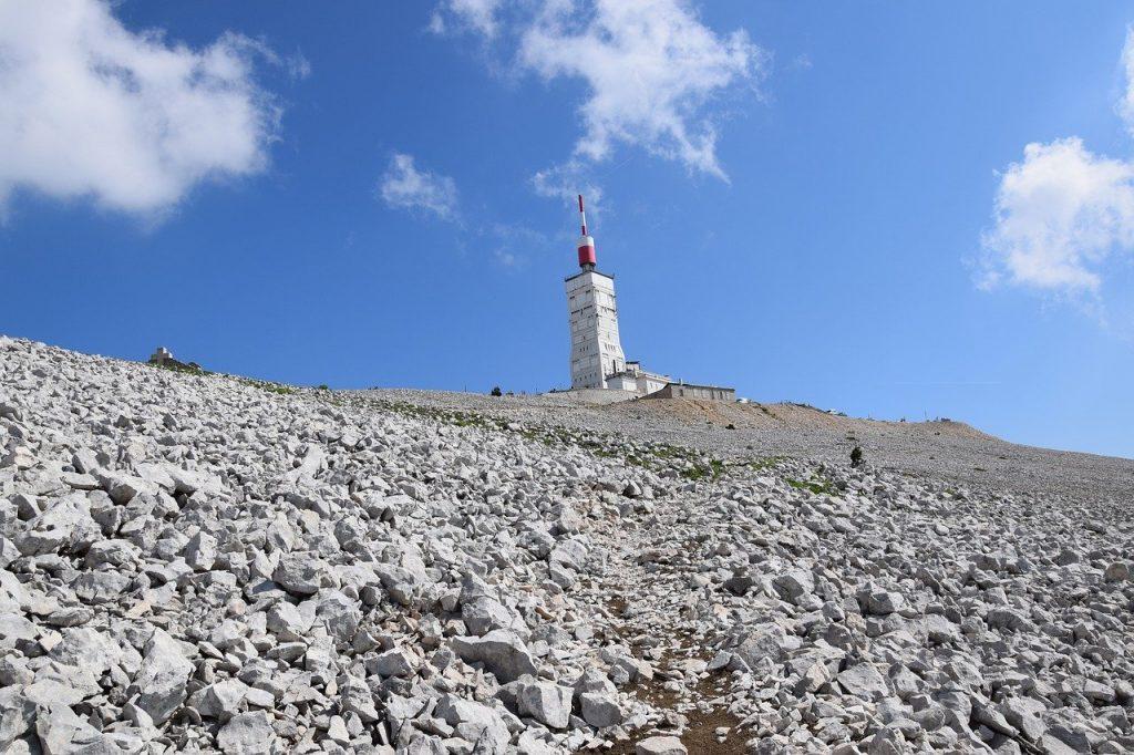 Vacances au Mont Ventoux